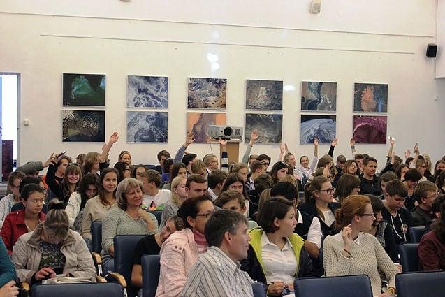 «Испытание экзаменом» — как прошла наша первая открытая городская конференция