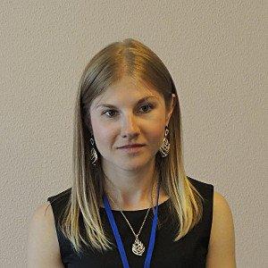 Эвелин Арвидовна Наумова